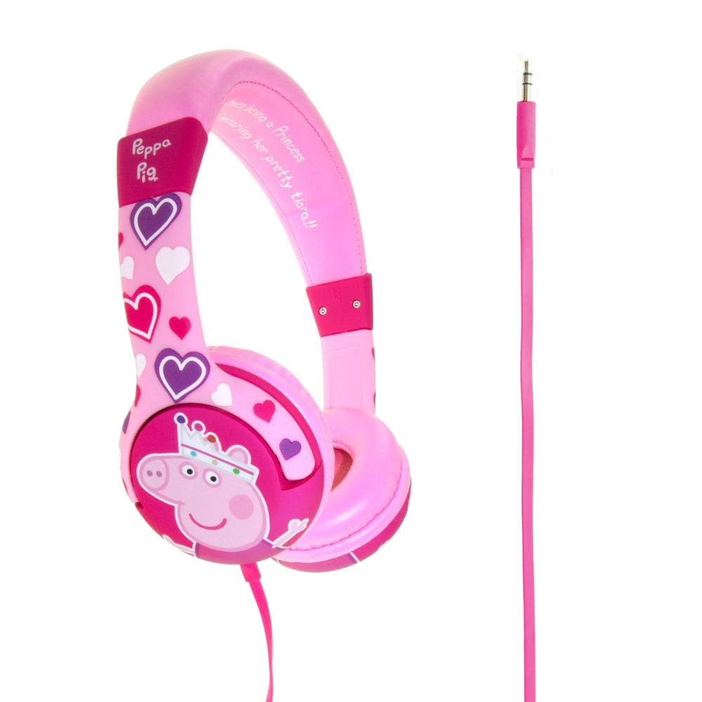 Peppa Pig Junior Headphones Princess