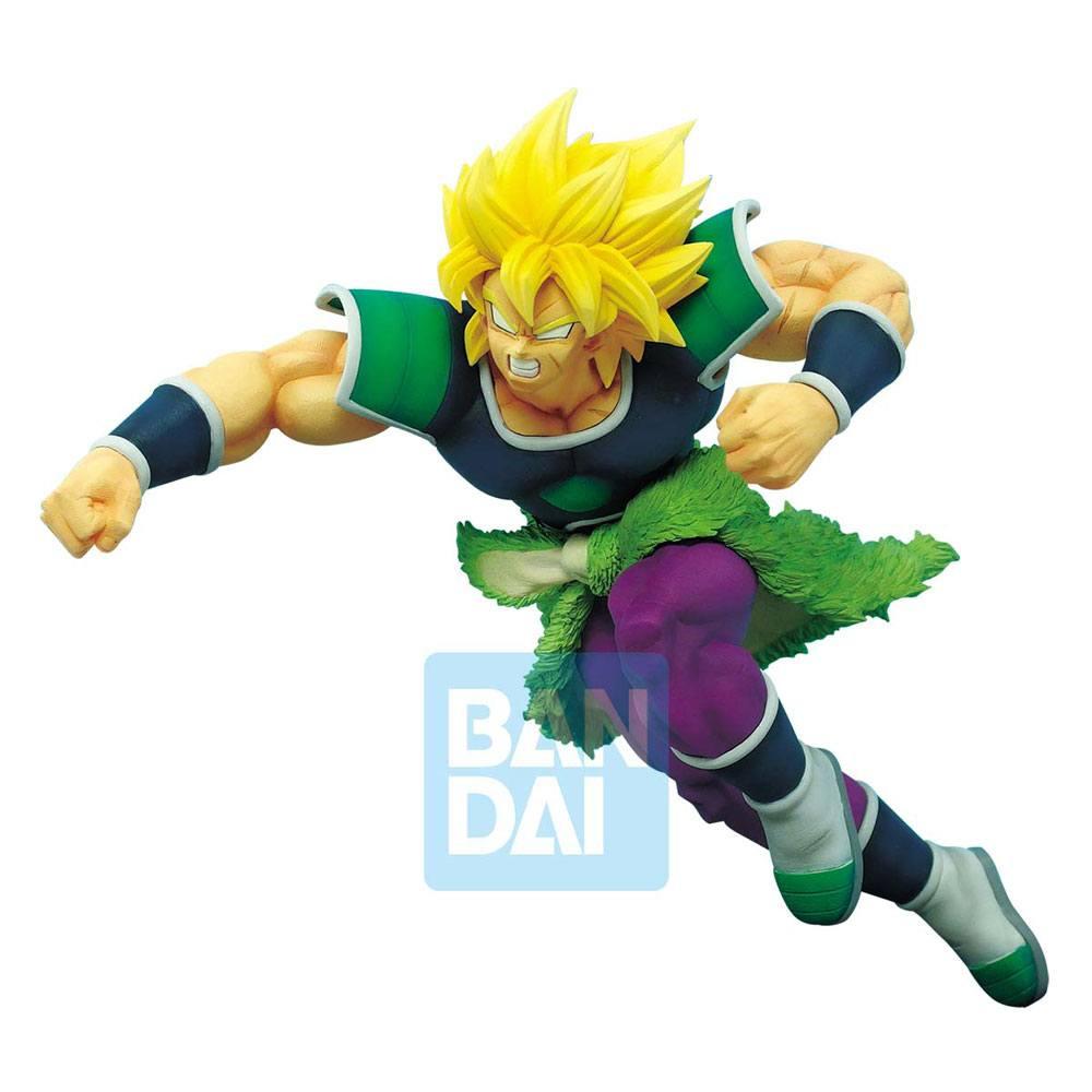 Dragonball Super Z-Battle PVC Statue Super Saiyan Broly 19 cm