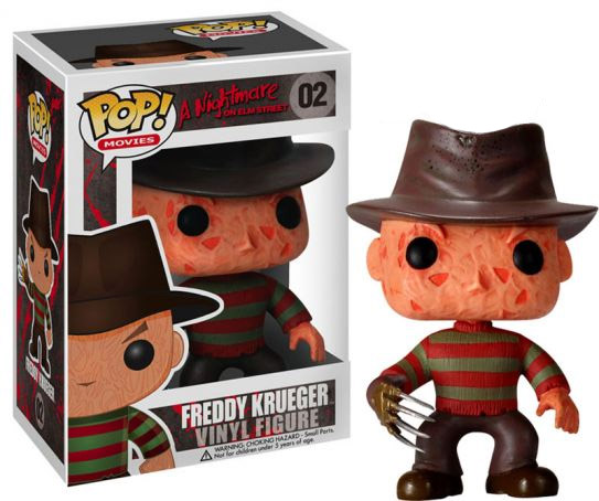 Nightmare on Elm Street POP! Vinyl Figure Freddy Krueger 10 cm