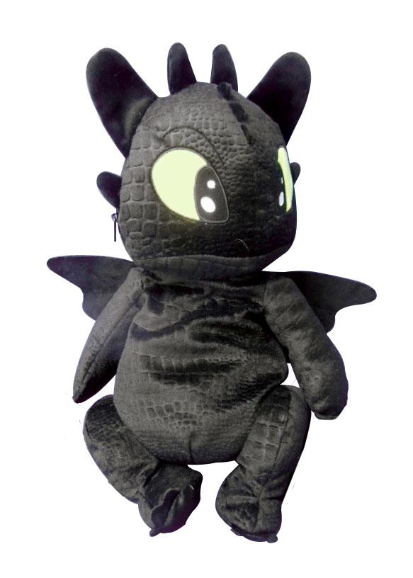 How to Train Your Dragon 3 Plush Backpack Toothless