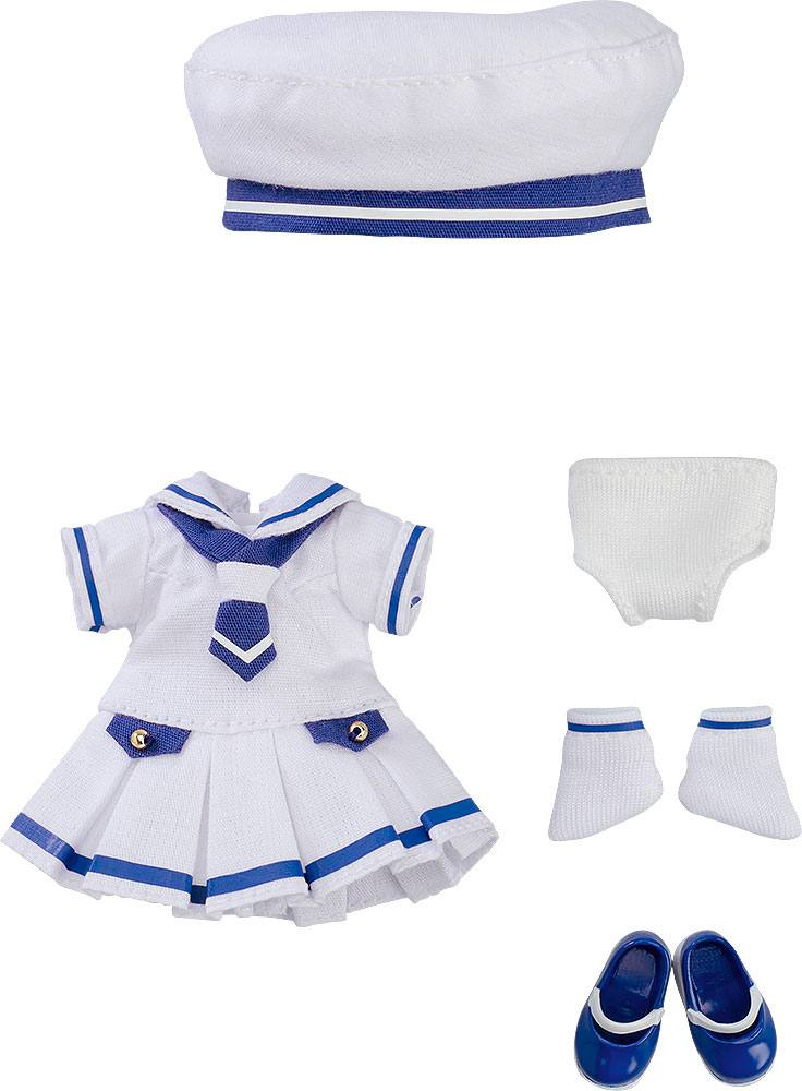 Original Character Parts for Nendoroid Doll Figures Sailor Girl Outfit