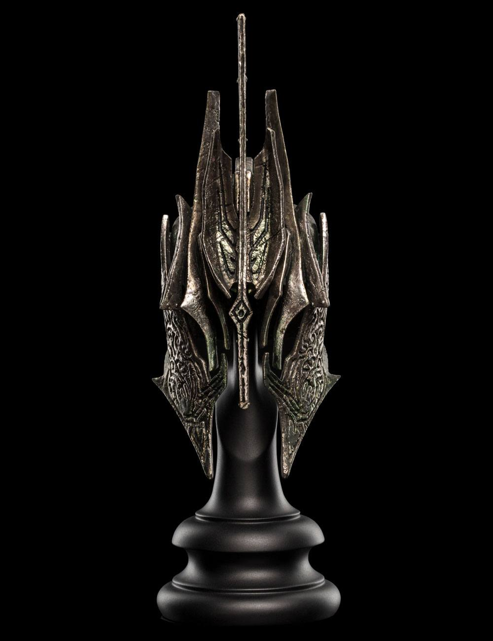 The Hobbit The Battle of the Five Armies Replica 1/4 Helm of the Ringwraith of Forod 20 cm