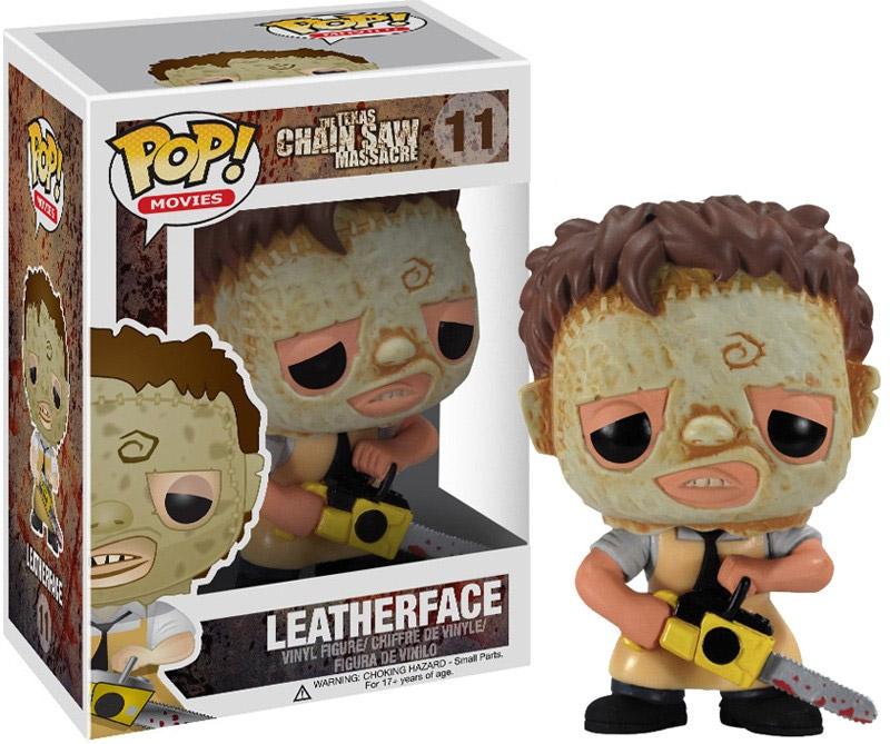 Texas Chainsaw Massacre POP! Vinyl Figure Leatherface 10 cm