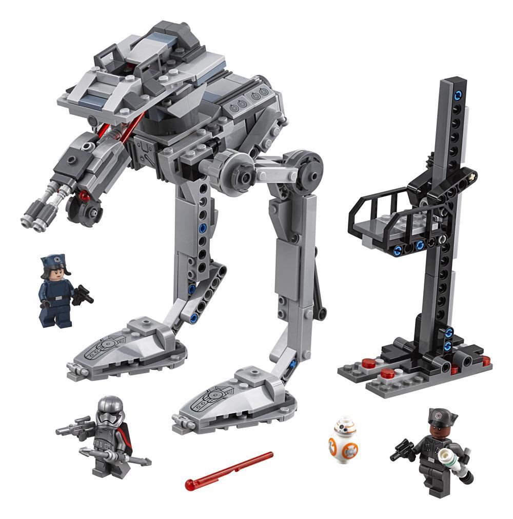 LEGO® Star Wars™ Episode VIII: First Order AT-ST™