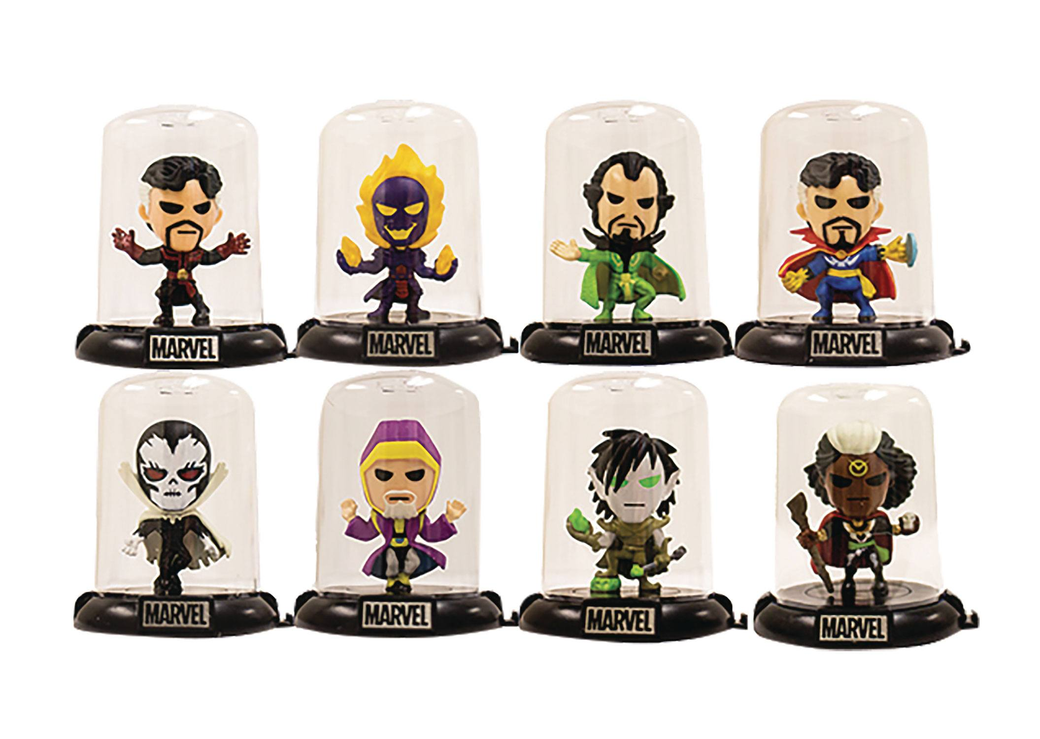 Doctor Strange Domez Mini Figures 7 cm Display (24)