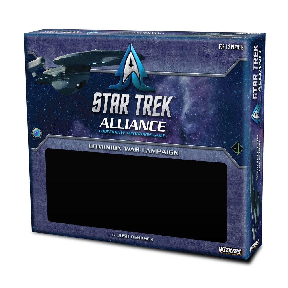 Star Trek: Alliance Cooperative Miniatures Game Dominion War Campaign *English Version*