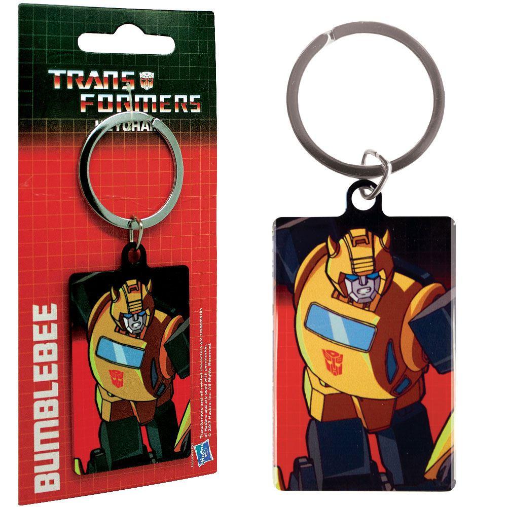 Transformers Metal Keychain Bumblebee 6 cm