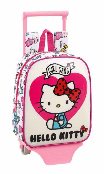 Hello Kitty Mini Trolley Girl Gang 28 cm