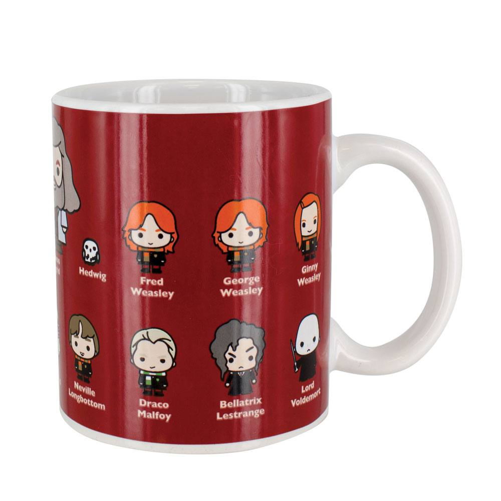 Harry Potter Mug Character