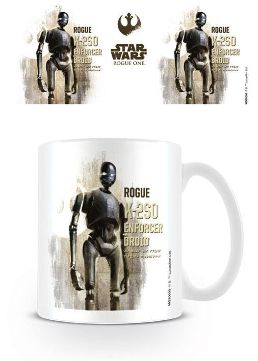 Star Wars Rogue One Mug K-2SO