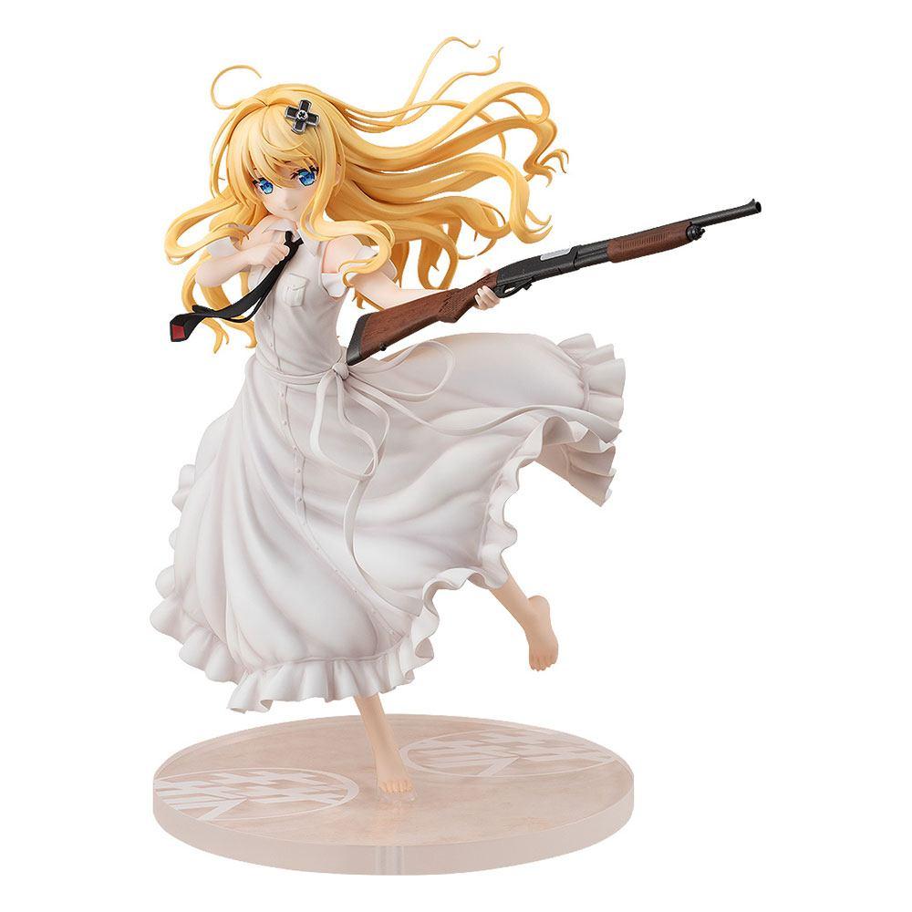 Combatants Will Be Dispatched PVC Statue 1/7 Alice Kisaragi Light Novel Ver. 21 cm