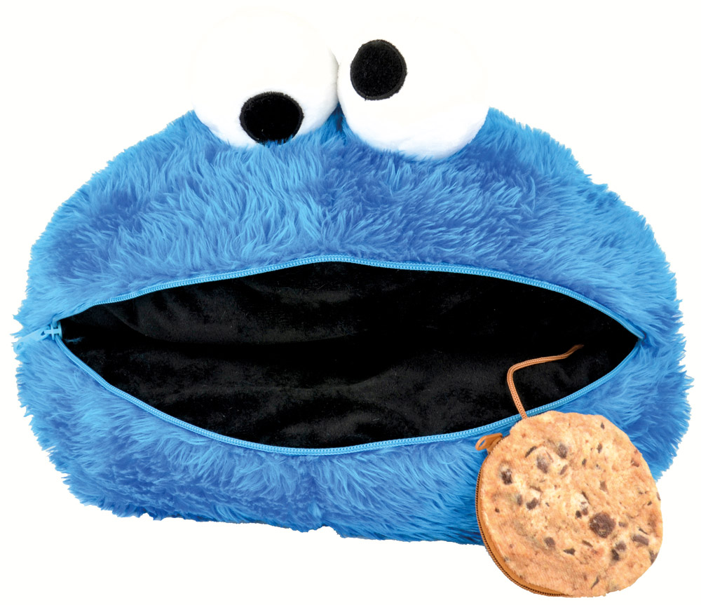 Sesame Street Cushion Cookie Monster 40 cm