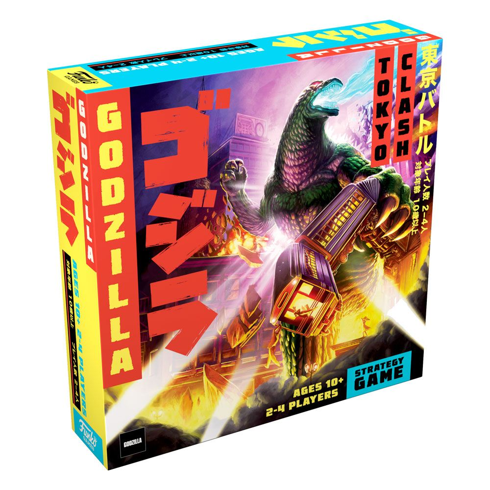 Godzilla Board Game Tokyo Clash *English Version*