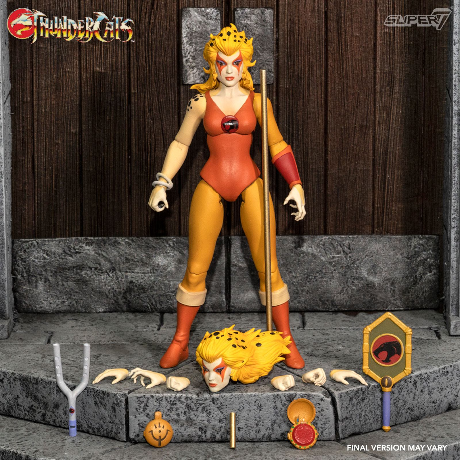 Thundercats Ultimates Action Figure Wave 3 Cheetara the Super Speedy Thundercats Warrior 18 cm