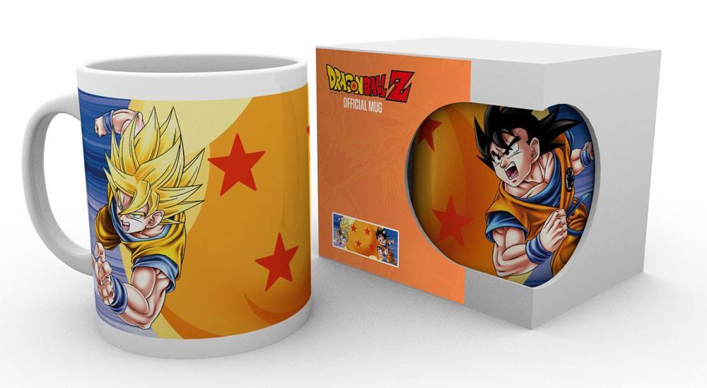 Dragonball Z Mug Son Goku heo Exclusive