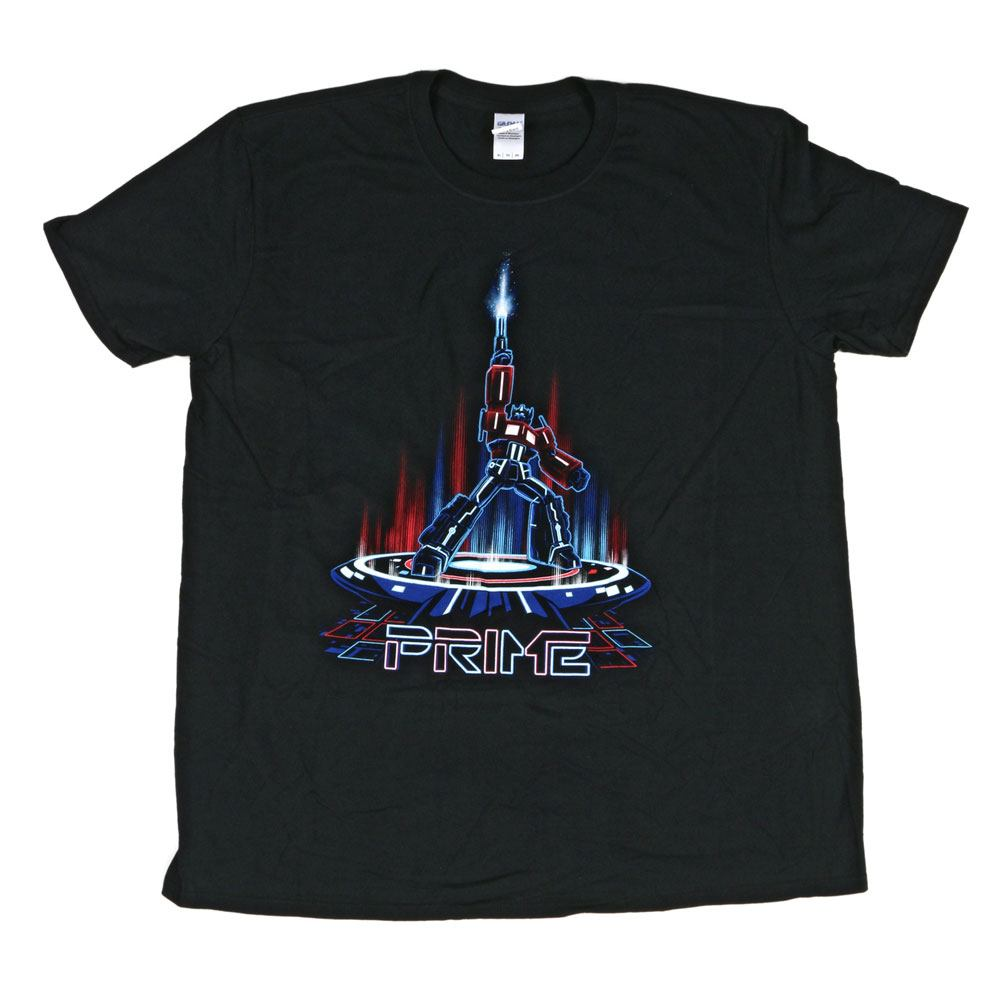 Transformers T-Shirt Tronformer LC Exclusive Size S