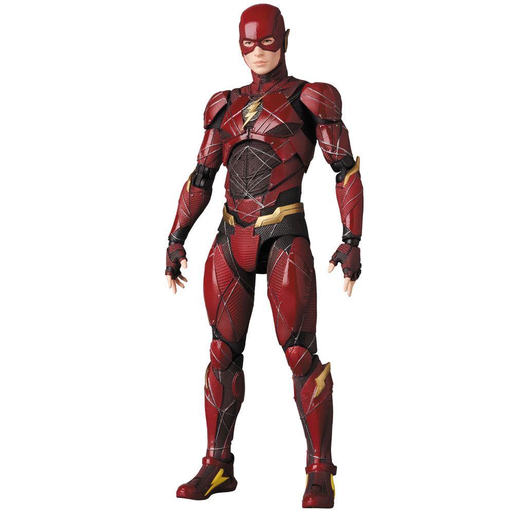 Justice League Movie MAF EX Action Figure Flash 16 cm