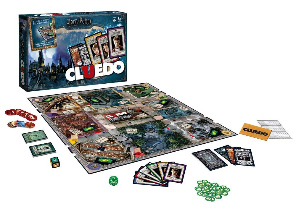 Harry Potter Board Game Cluedo Collectors Edition *German Version*