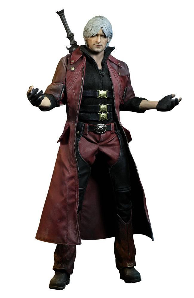 Devil May Cry 4 Action Figure 1/6 Dante 30 cm