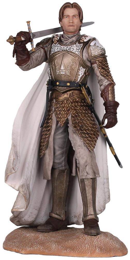 Game of Thrones PVC Statue Jaime Lannister 19 cm --- DAMAGED PACKAGING