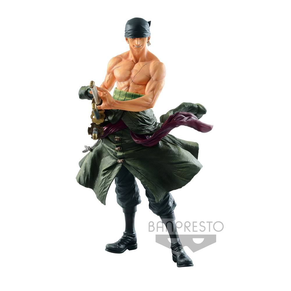One Piece Big Size Figure Roronoa Zoro 30 cm