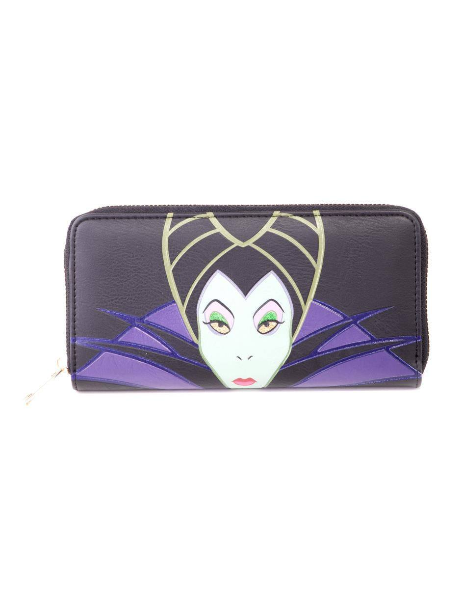 Maleficent 2 Wallet Face
