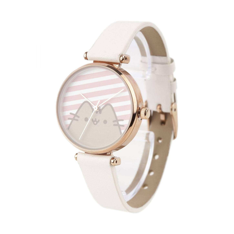 Pusheen Quartz Watch Stripes