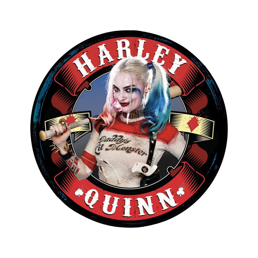 DC Comics Carpet Harley Quinn 80 cm