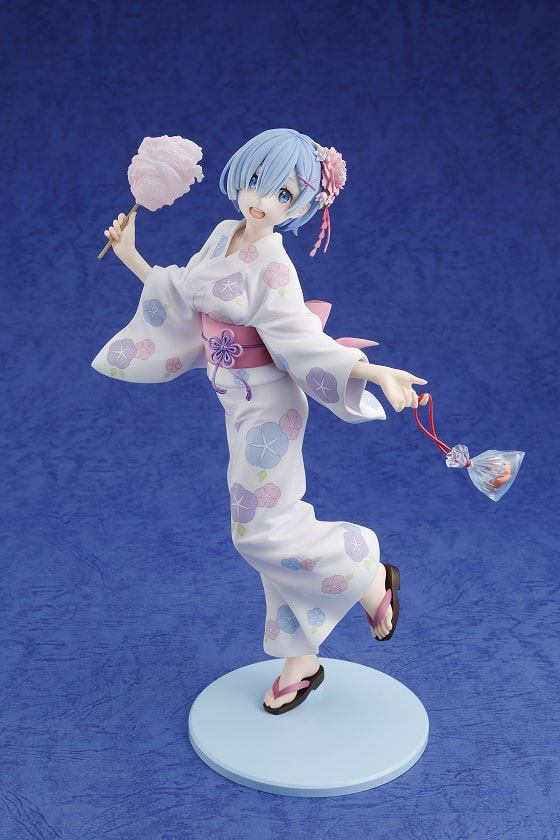 Re:ZERO -Starting Life in Another World- PVC Statue 1/8 Rem Yukata Ver. 23 cm