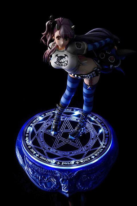 Seven Deadly Sins Statue 1/8 Leviathan A New Translation Descent Limited Base Version 20 cm