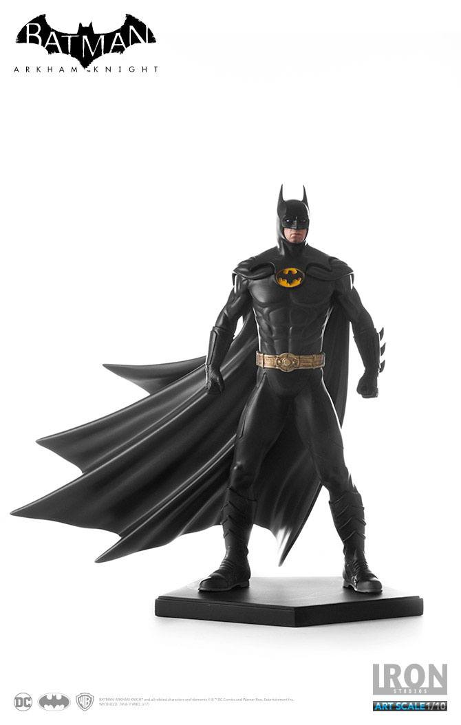 Batman Arkham Knight Statue 1/10 Batman DLC Series 89 (Tim Burton) 21 cm