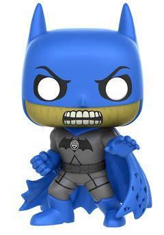 DC Comics POP! Heroes Vinyl Figure Darkest Night Batman 9 cm