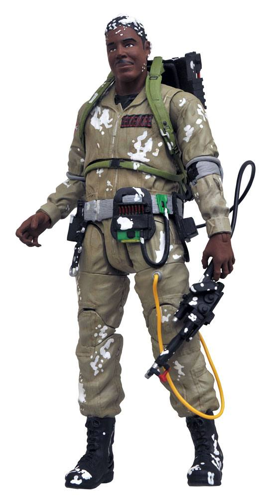 Ghostbusters Select Action Figure Marshmallow Winston Zeddemore 18 cm