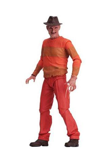 Nightmare on Elm Street Action Figure Freddy Krueger (Classic Video Game Appearance) 18 cm