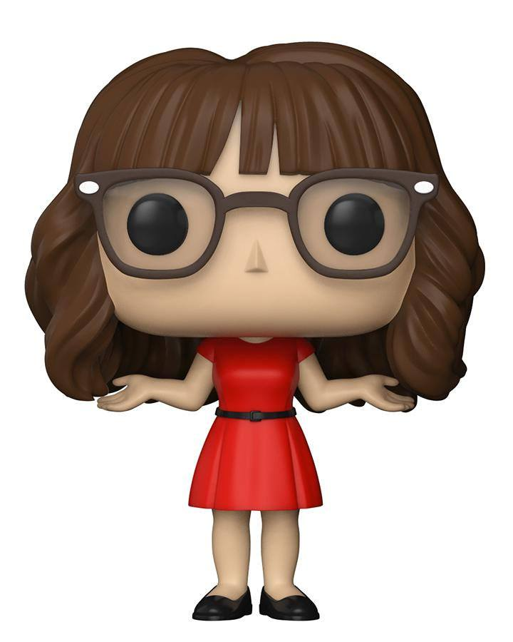 New Girl POP! TV Vinyl Figure Jess 9 cm