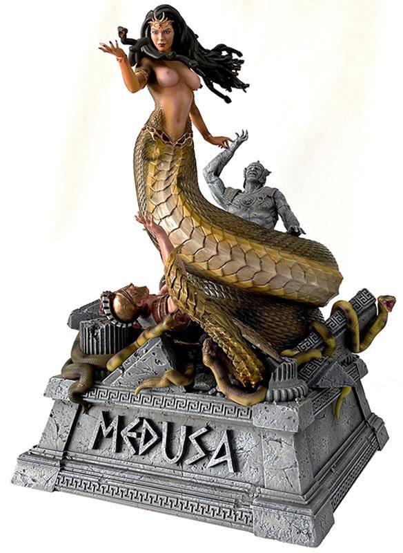 ARH Studios Statue 1/10 Medusa Victorious 44 cm
