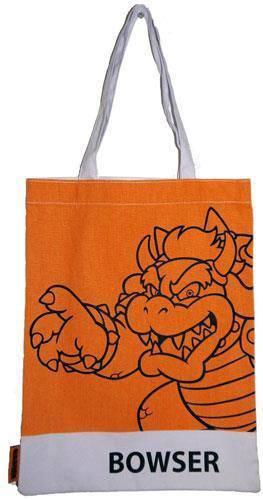 Super Mario Shopping Bag Bowser