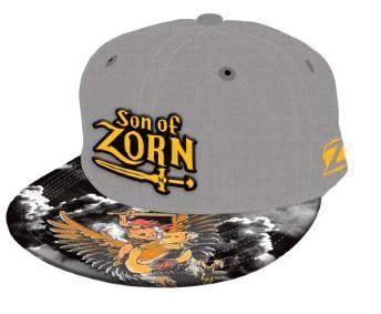 Son of Zorn Snap Back Cap Logo