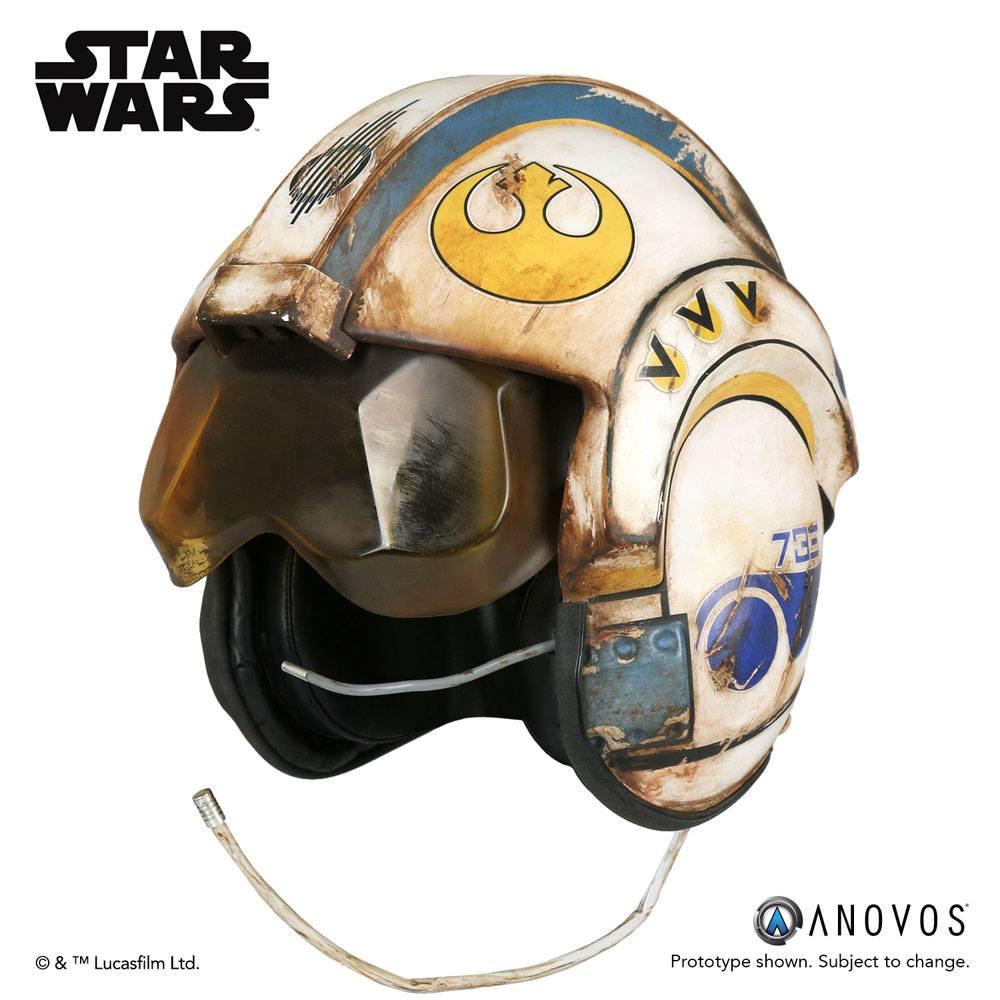 Star Wars Episode VII Replica 1/1 Rey Salvaged X-Wing Helmet Accessory Ver.