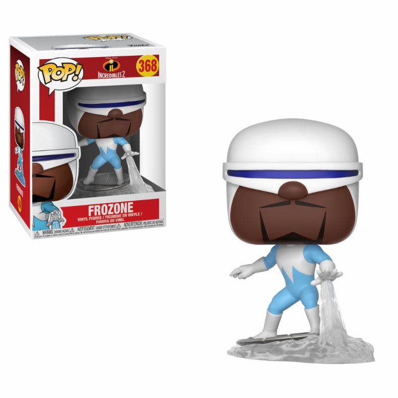 Incredibles 2 POP! Disney Vinyl Figure Frozone 9 cm