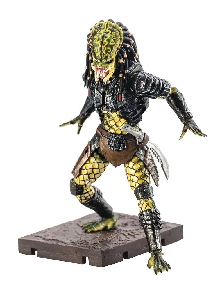 Predator 2 Action Figure 1/18 Lost Predator Previews Exclusive 11 cm