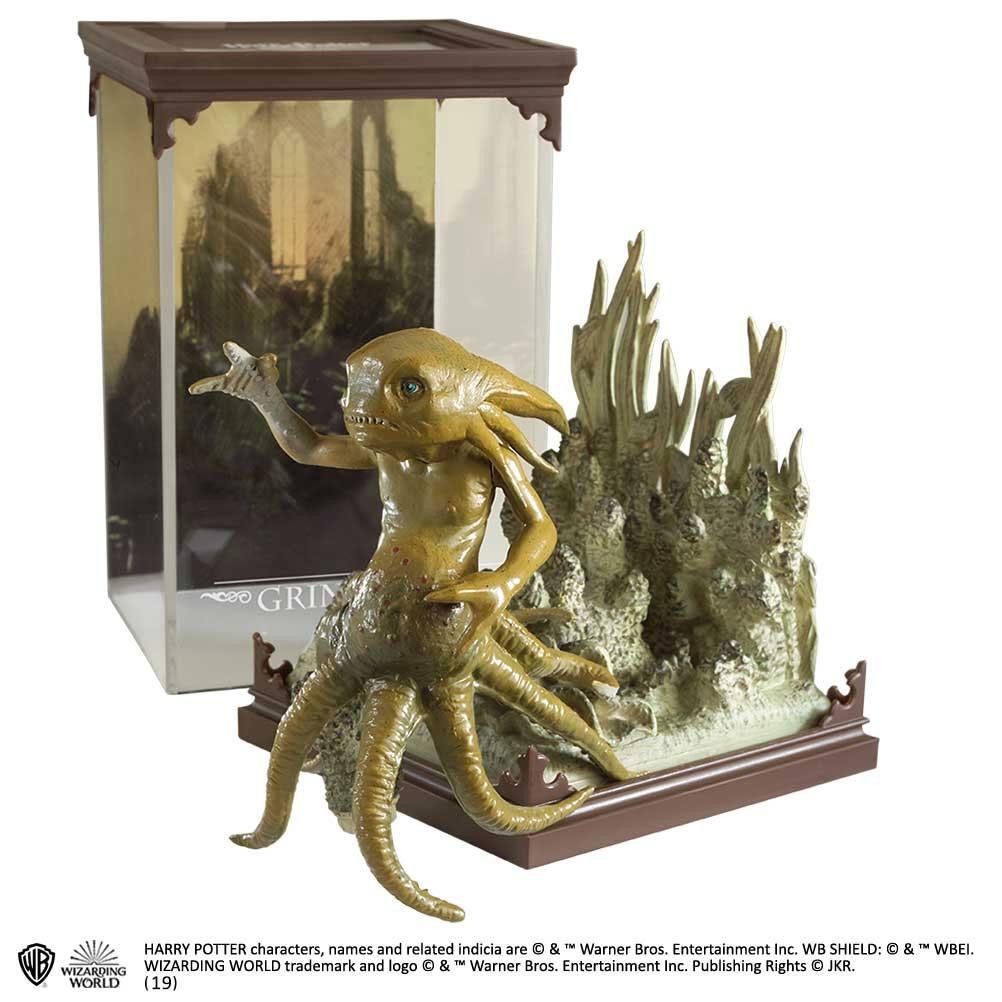 Harry Potter Magical Creatures Statue Grindylow 13 cm