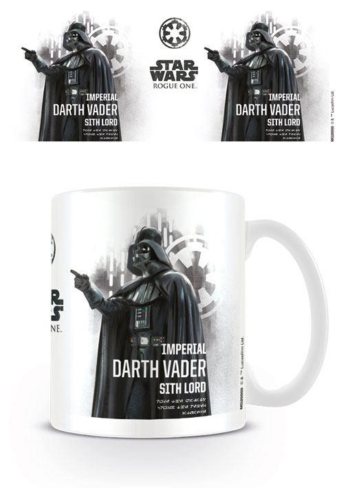 Star Wars Rogue One Mug Vader Profile