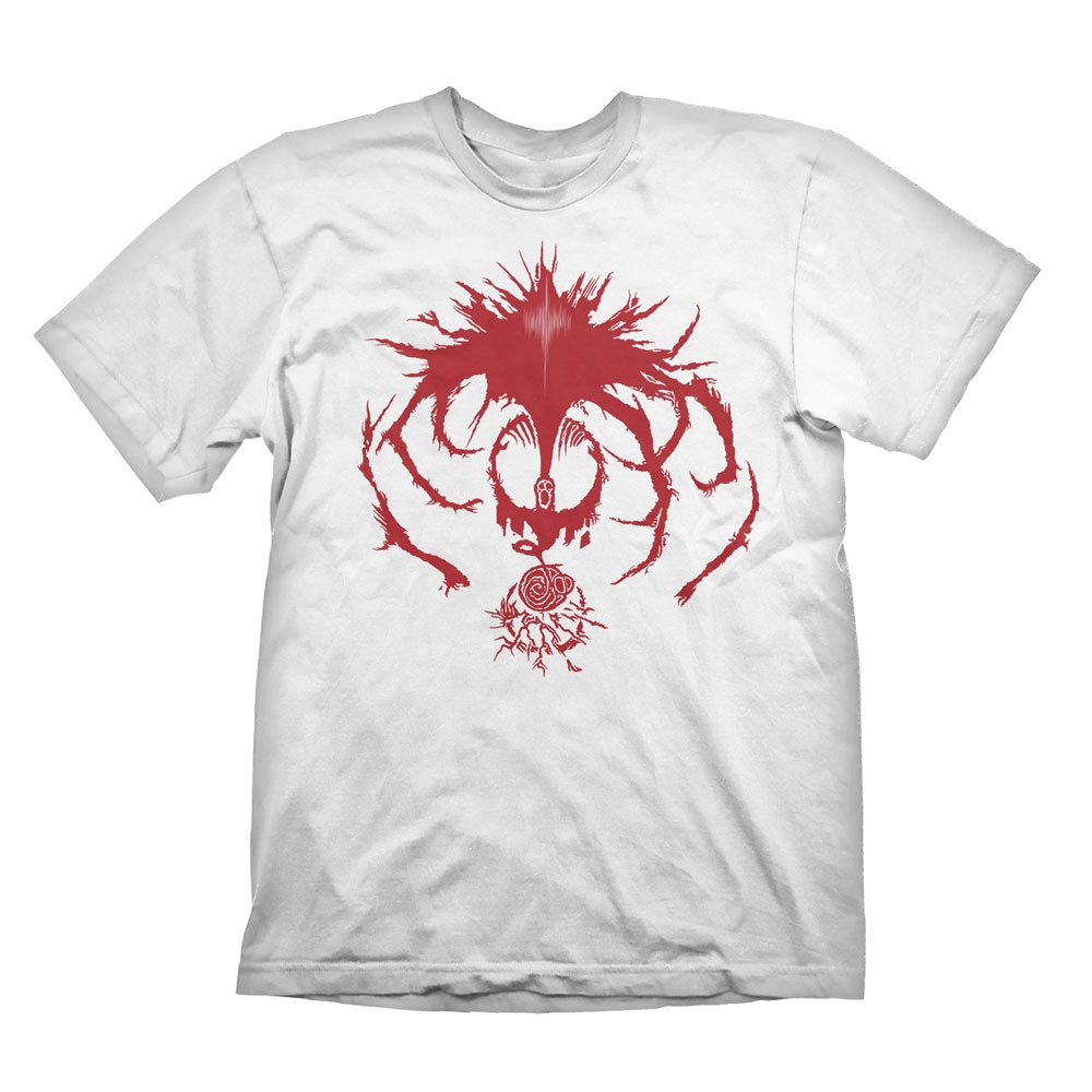 Fade to Silence T-Shirt Monster Red Size L