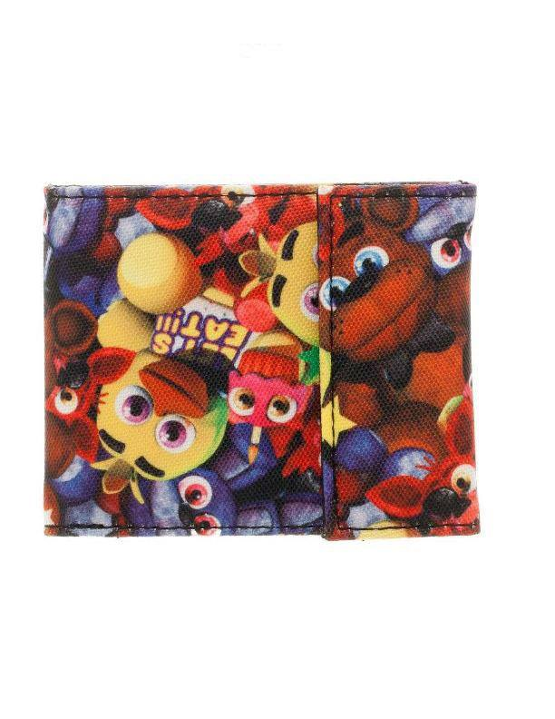 Five Night at Freddy's Wallet Let's Eat