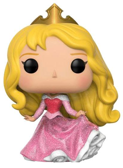Sleeping Beauty POP! Disney Vinyl Figure Aurora Glitter 9 cm