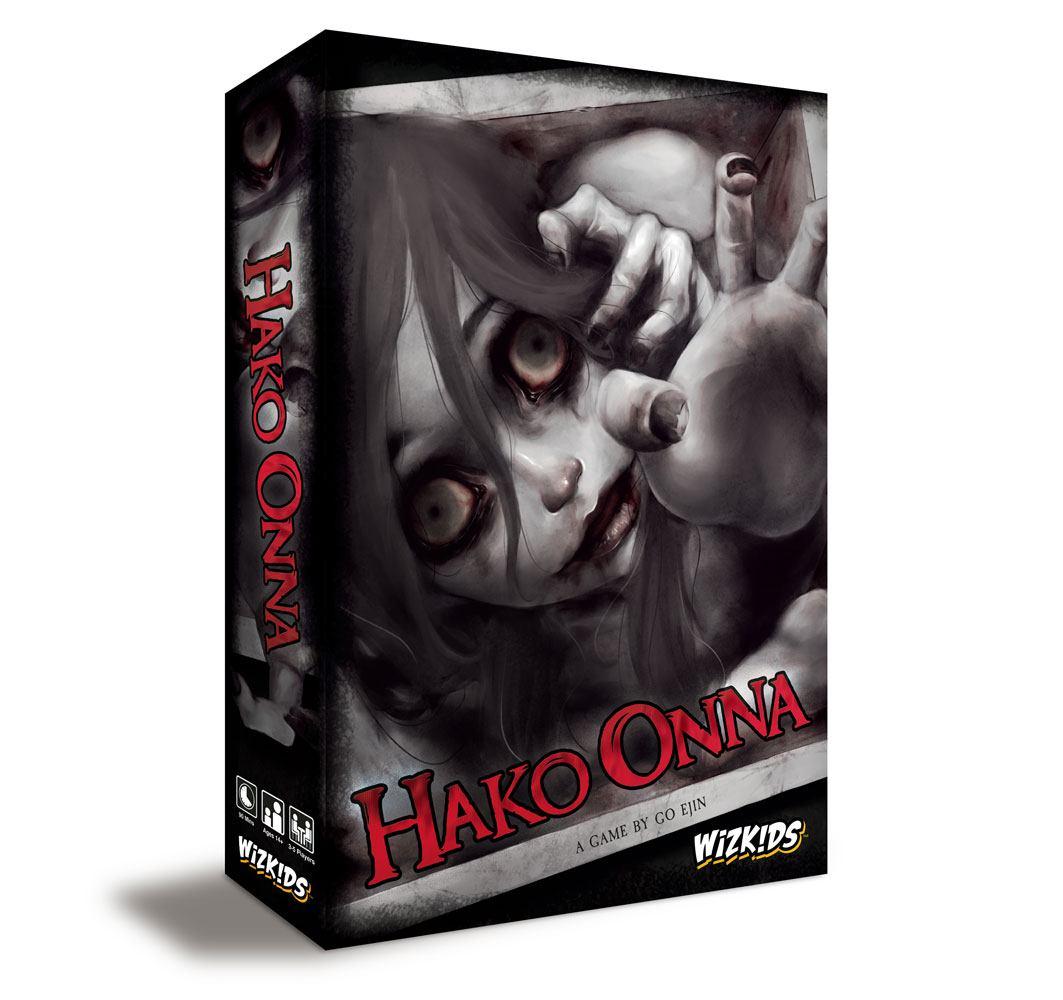 Hako Onna Board Game *English Version*