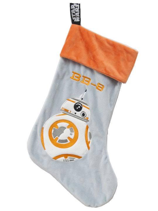 Star Wars Episode VII Christmas Stocking BB-8 47 cm