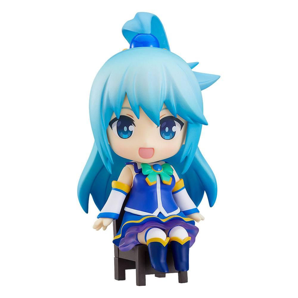 KonoSuba: Legend of Crimson Nendoroid Swacchao! Figure Aqua 9 cm