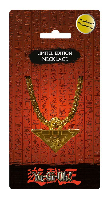 Yu-Gi-Oh! Necklace Millennium Eye Limited Edition
